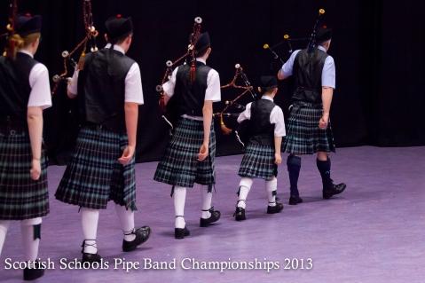 Scottish Schools Pipe Band Championship_20130310_0356