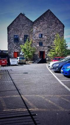 Smart phone photography training buildings