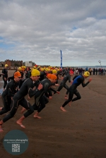 Portobello Beach, swim