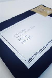 Glasgow Press sample pack
